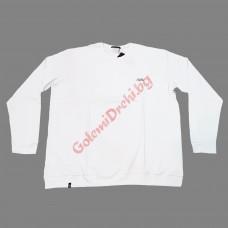 """Блуза бяла """"Big Spencer"""" памук и ликра 4XL - 5XL"""