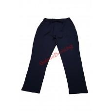 Долнище тъмно-син цвят 3XL - 4XL - 5XL - 6XL памук-ликра