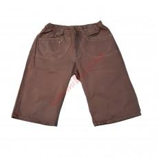 Бермуди варен памук цвят MOKA размери 58 - 60 - 62 - 64