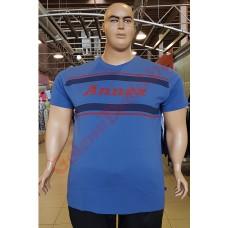 """Тениска """"Annex Indigo"""" 2XL - 3XL - 4XL - 5XL - 6XL"""