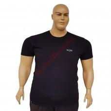 "Тениска ""Big Spencer"" 4XL - 5XL - 6XL - 7XL черна"