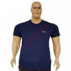 "Тениска ""Big Spencer"" 4XL - 5XL - 6XL - 7XL тъмно-синя"